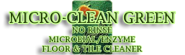 Micro Clean Green Logo